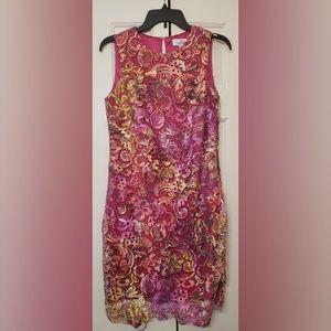 Badgley Mischka Lace Dress 4